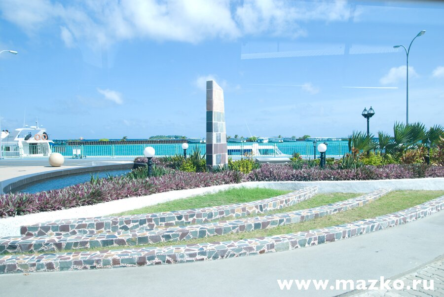 maldives airport male